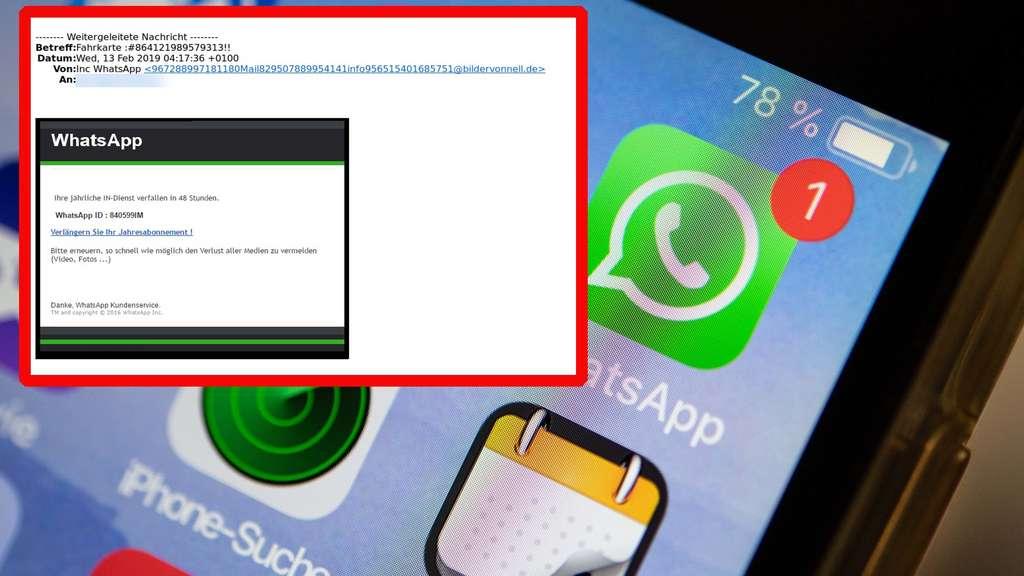Whatsapp Bitte